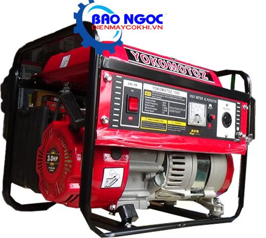 Máy phát điện xăng Yokomotoz YK6500E