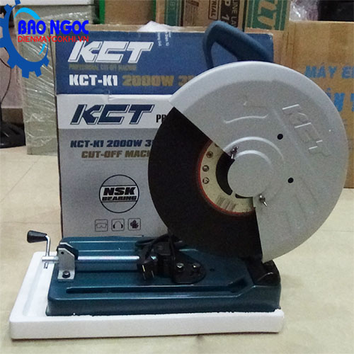 Máy cắt sắt KCT MOD.K1