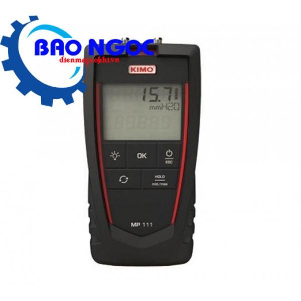 Máy đo chênh áp KIMO MP111