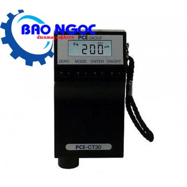 Máy đo độ dày lớp phủ PCE-CT30