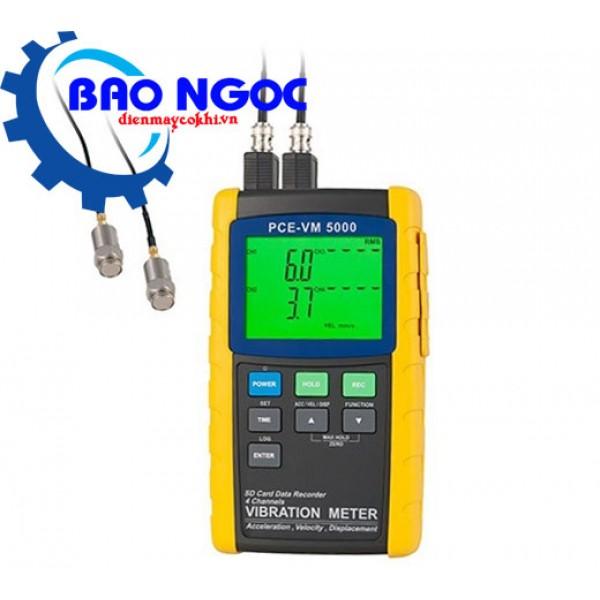 Máy đo độ rung PCE-VM5000