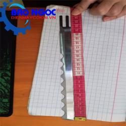 Lưỡi cắt vải đứng loại răng cưa 8inch ( 1 hộp 12 lưỡi)