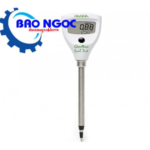Bút đo độ dẫn EC/Nhiệt độ trong đất Hanna HI98331