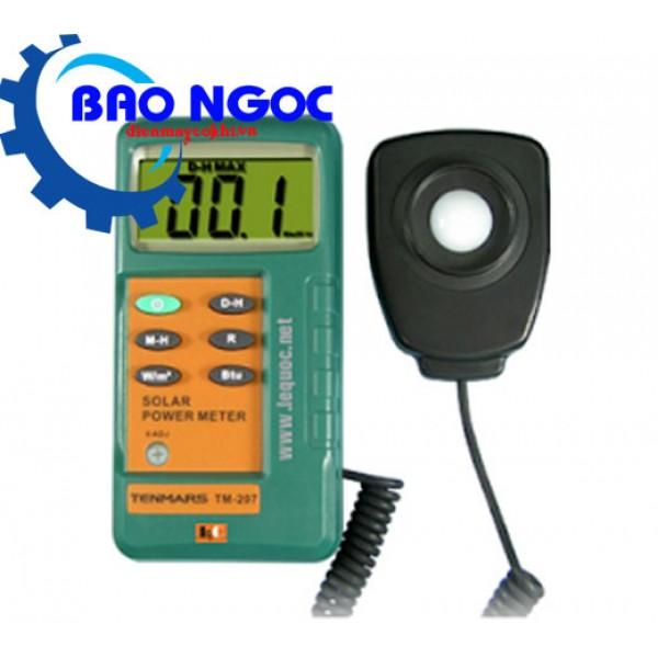 Máy đo ánh sáng Tenmars TM-207