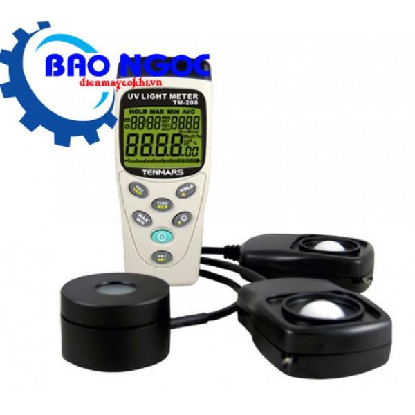 Máy đo ánh sáng Tenmars TM-208