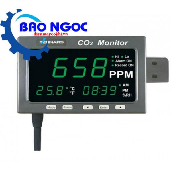 Máy đo khí CO2 nhiệt độ Tenmars TM-186D
