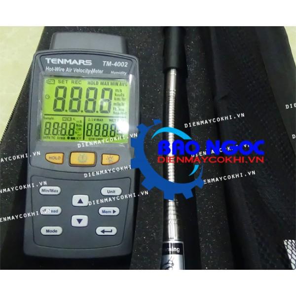 Máy đo tốc độ gió Tenmars TM-4002