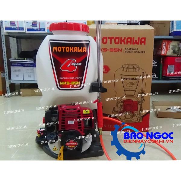 Máy phun thuốc Honda Motokawa GX35