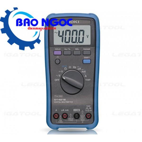 Đồng hồ đo điện vạn năng Hioki DT4212