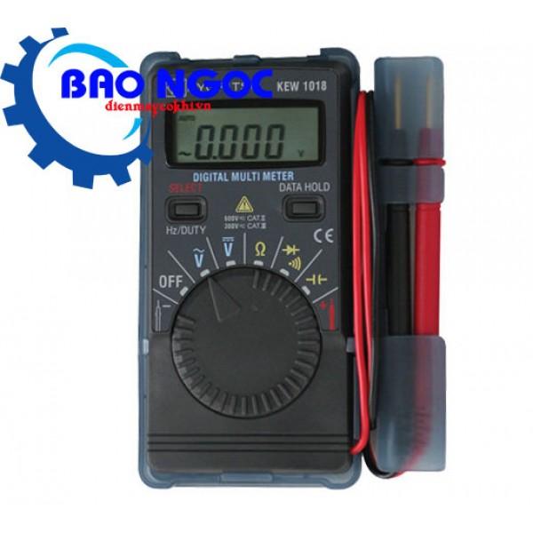Đồng hồ đo điện vạn năng Kyoritsu 1018