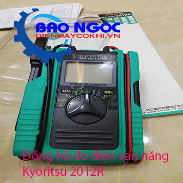 Đồng hồ đo điện vạn năng Kyoritsu 2012R