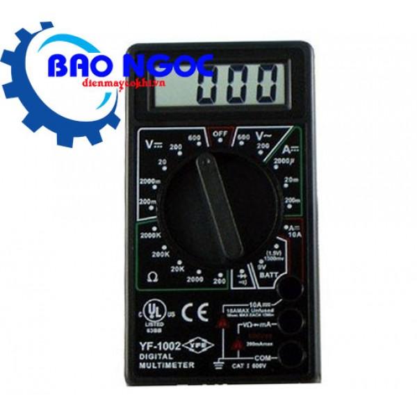 Đồng hồ vạn năng Tenmars YF-1002