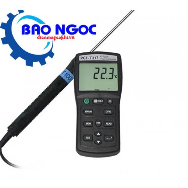 Máy đo nhiệt độ cầm tay PCE-T317