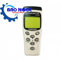 Máy đo nhiệt độ độ ẩm ghi dữ liệu Tenmars TM-80N/TM-82N