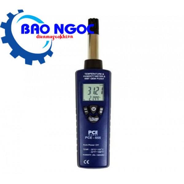 Máy đo nhiệt độ độ ẩm PCE-555