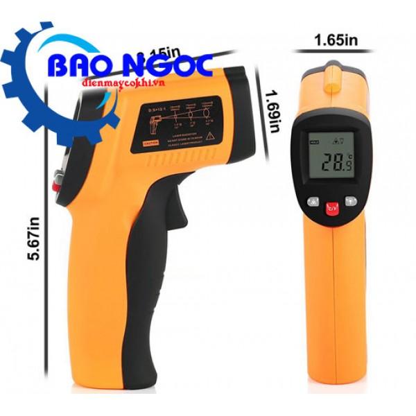 Máy đo nhiệt độ hồng ngoại Benetech GM300E