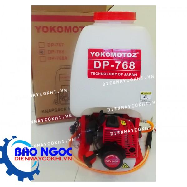Máy phun thuốc Yokohama DP-768 (2 thì)