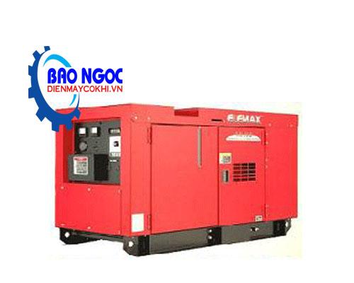 Máy phát điện diesel 3 pha Elemax SHT15D