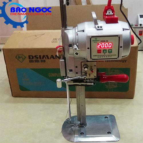 Máy cắt vải điện tử Dsiman DSM 3E 10inch