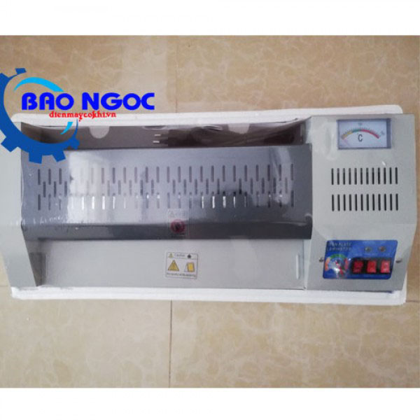 Máy ép Plastic Laminator YT-320 (Main Thường)
