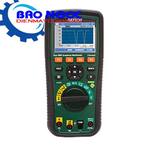 Máy đo điện vạn năng độ họa True RMS với bluetooth Extech GX900